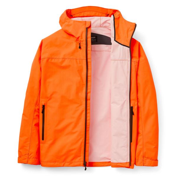 Filson Swiftwater Rain Jacket Blaze Orange
