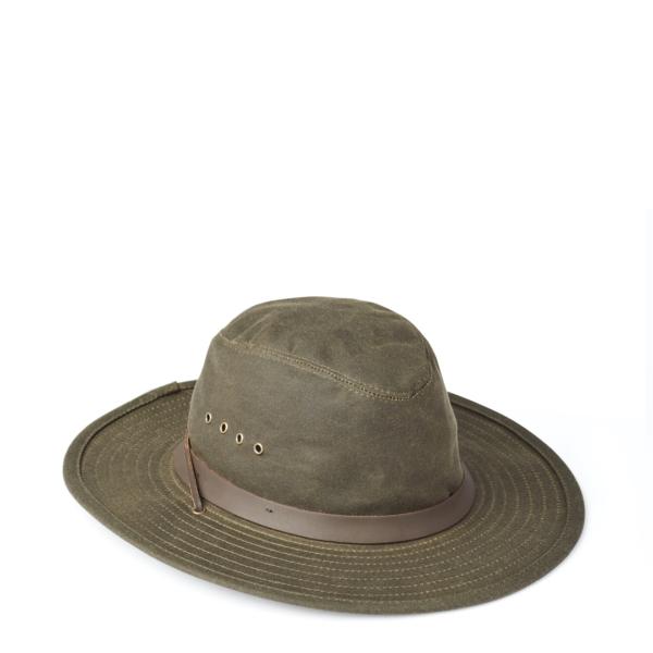 Filson Tin Bush Hat Otter Green