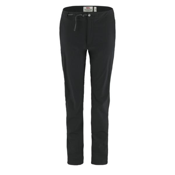 Fjallraven Womens High Coast Trail Trousers Black