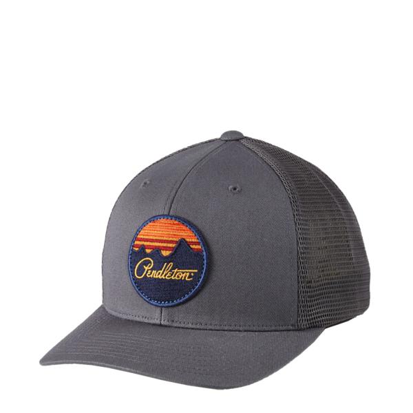 Pendleton Trucker Hat Charcoal