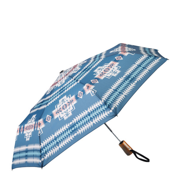 Pendleton Umbrella Chief Joseph Blue