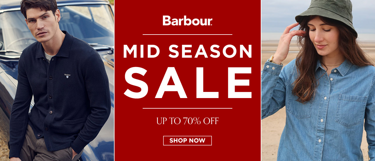 Barbour Countrywear Sale