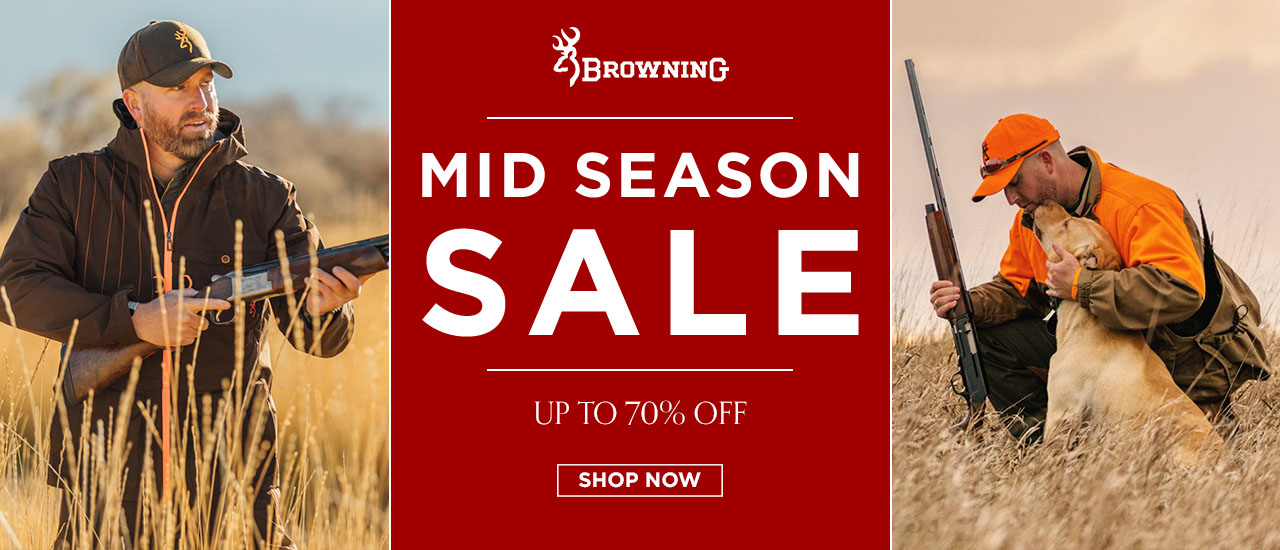 Browning Shooting Clothing & Accessories Sale