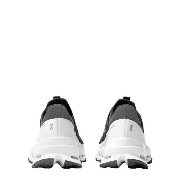 On Running Womens Cloudultra Trainer Black / White