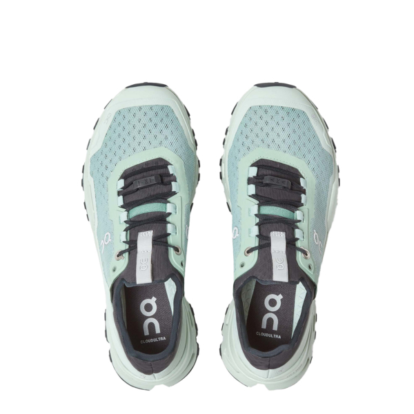 On Running Womens Cloudultra Trainer Moss / Eclipse