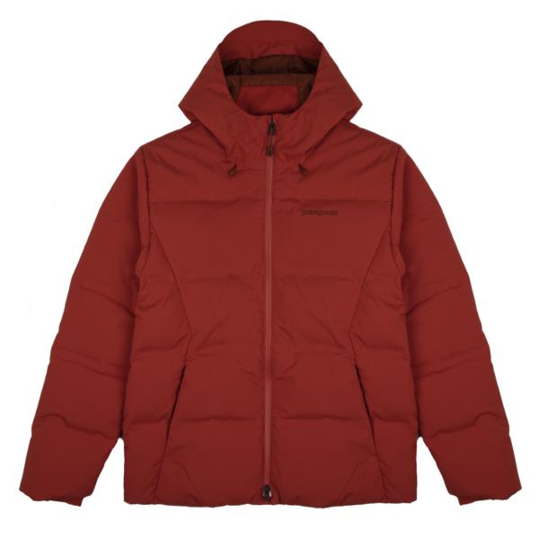 Patagonia Jackson Glacier Jacket Hot Ember