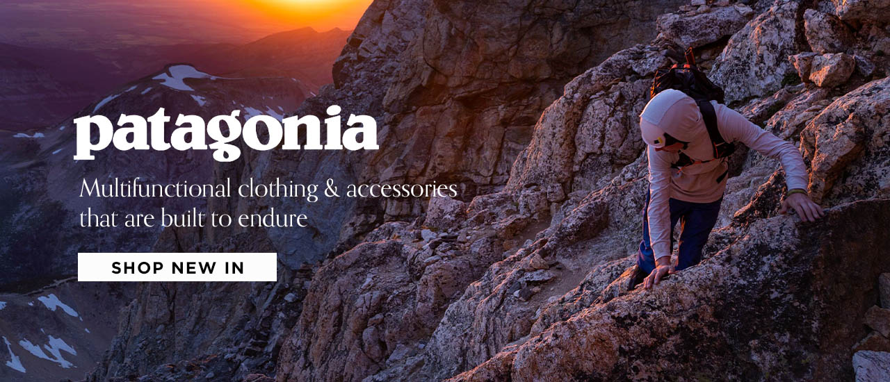 Patagonia Outdoor Clothing