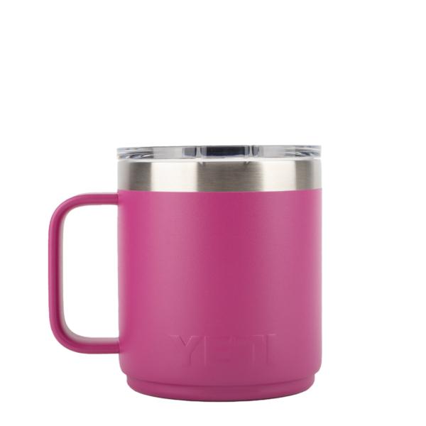 YETI Rambler 10oz Mug MS Prickly Pear