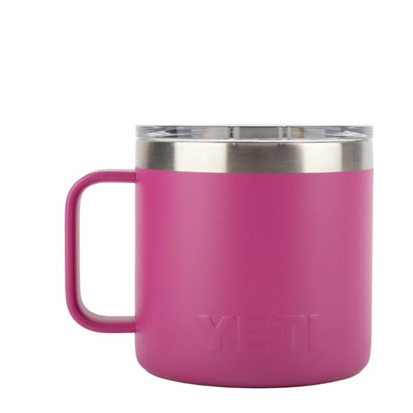 YETI Rambler 14oz Mug MS Prickly Pear