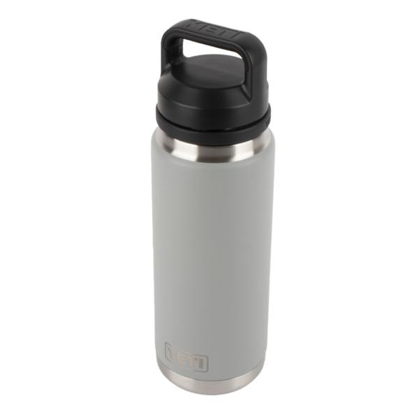 YETI Rambler 26oz Bottle Chug Granite Grey