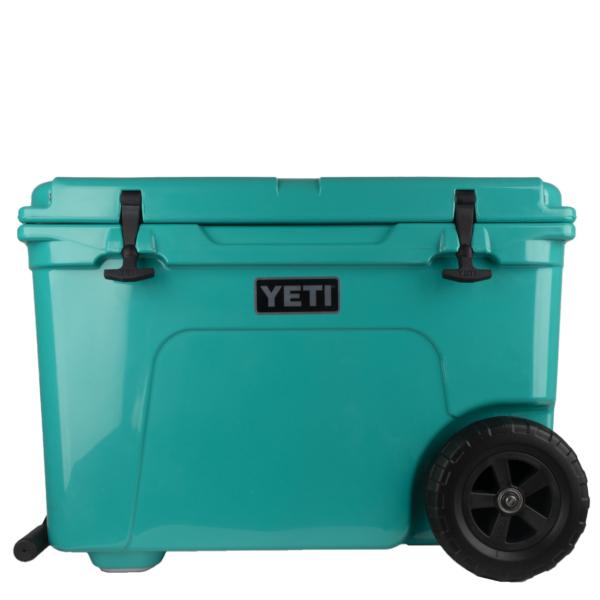 YETI Tundra Haul Cooler Aquifer Blue