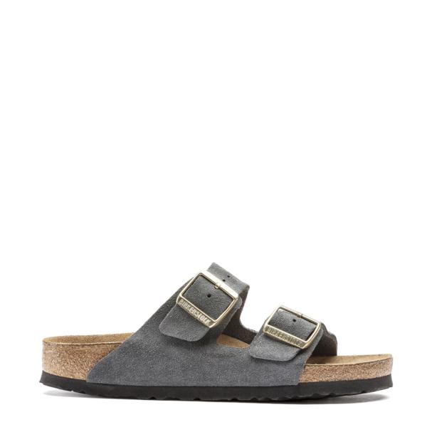 Birkenstock Arizona SFB VL Regular Sandal Dark Grey