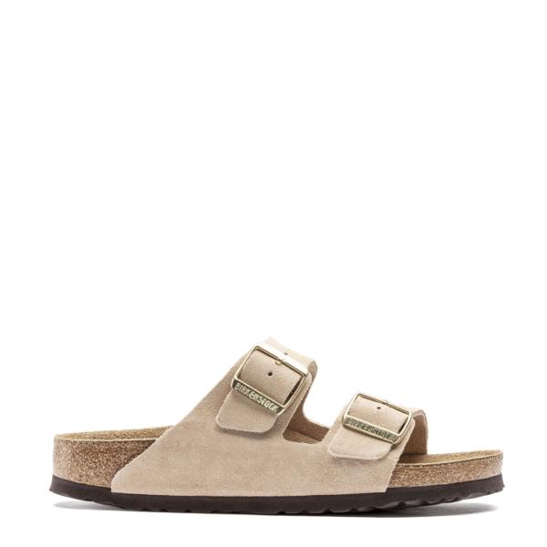 Birkenstock Arizona SFB VL Regular Sandal Nude