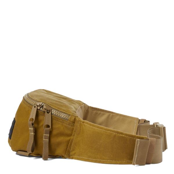 Filson Tin Cloth Waist Pack Dark Tan