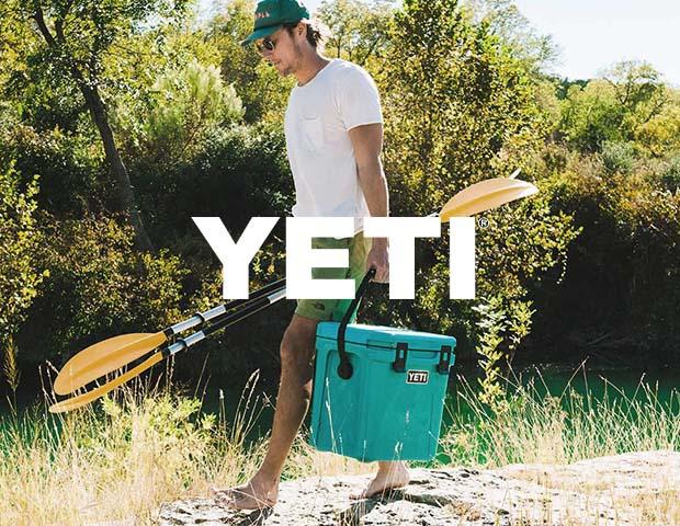 YETI Coolers & Tumblers UK