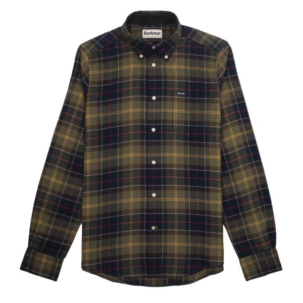 Barbour Fortrose Tailored Shirt Classic Tartan
