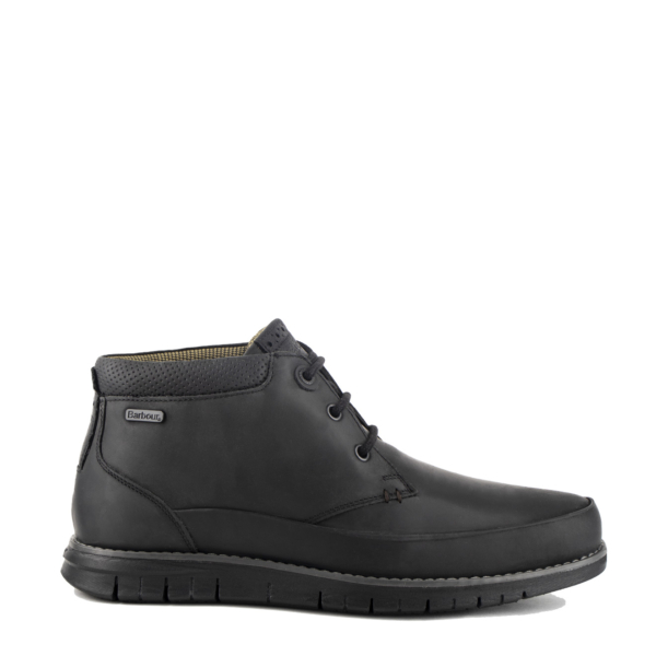 Barbour Nelson Boot Black