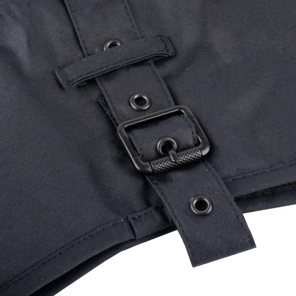 Barbour Wax Dog Coat Navy