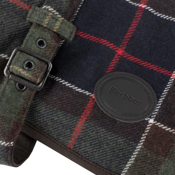 Barbour Wool Dog Coat Classic Tartan