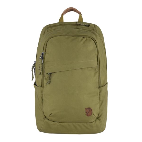Fjallraven Raven 20L Backpack Foliage Green