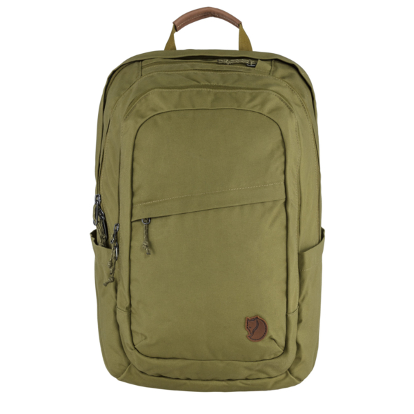 Fjallraven Raven 28L Backpack Foliage Green