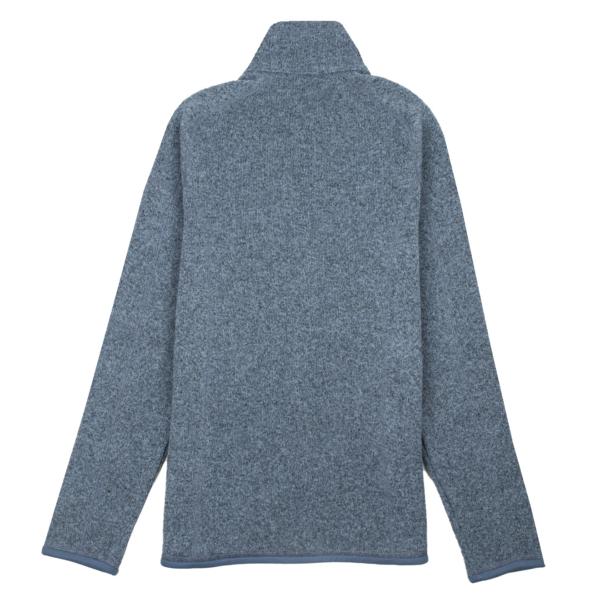 Patagonia Womens Better Sweater Fleece Jacket Berlin Blue