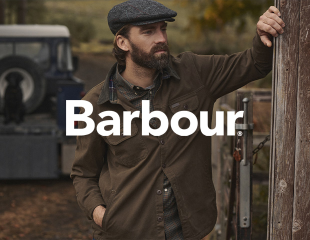 Latest Barbour Spring Summer 2021 Menswear and Womens Clothing