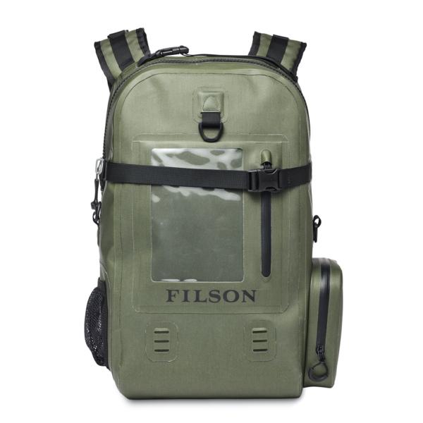 Filson Backpack Dry Bag Green