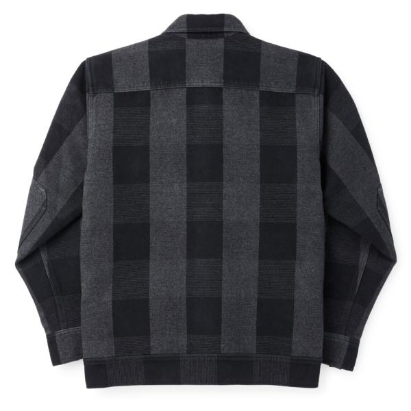 Filson Beartooth Camp Jacket Black / Grey / Heather