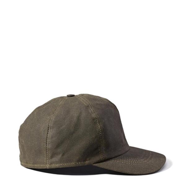 Filson Insulated Tin Cloth Cap Otter Green