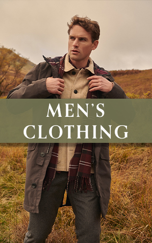 Mens Countrywear & Outdoor Clothing and Accessories