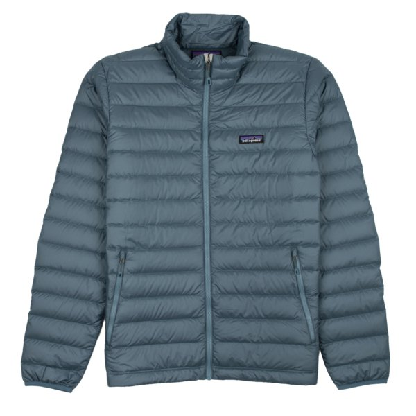 Patagonia Down Sweater Jacket Abalone Blue