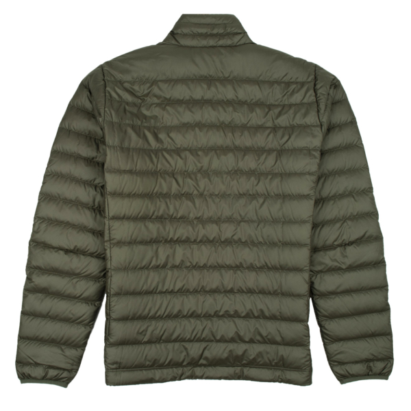 Patagonia Down Sweater Jacket Industrial Green