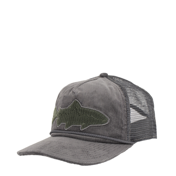 Patagonia Fly Catcher Hat Fitz Roy Trout / Forge Grey