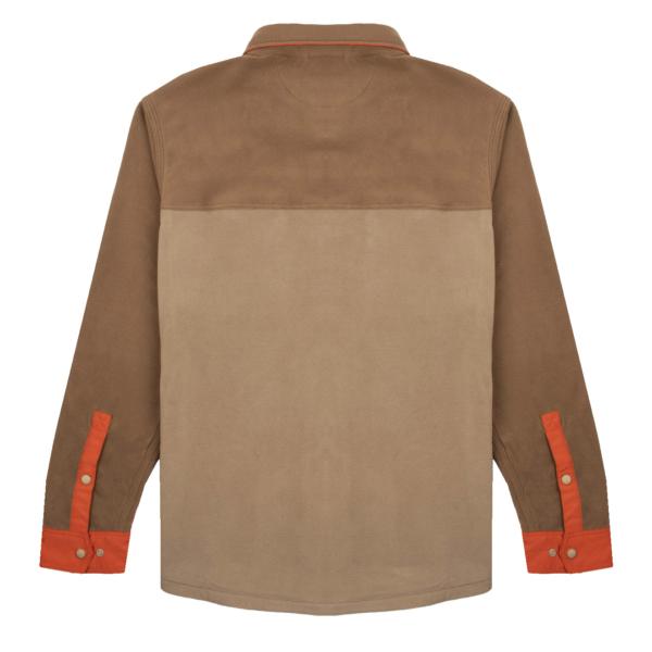 gonia Long Sleeved Early Rise Snap Shirt Mojave Khaki