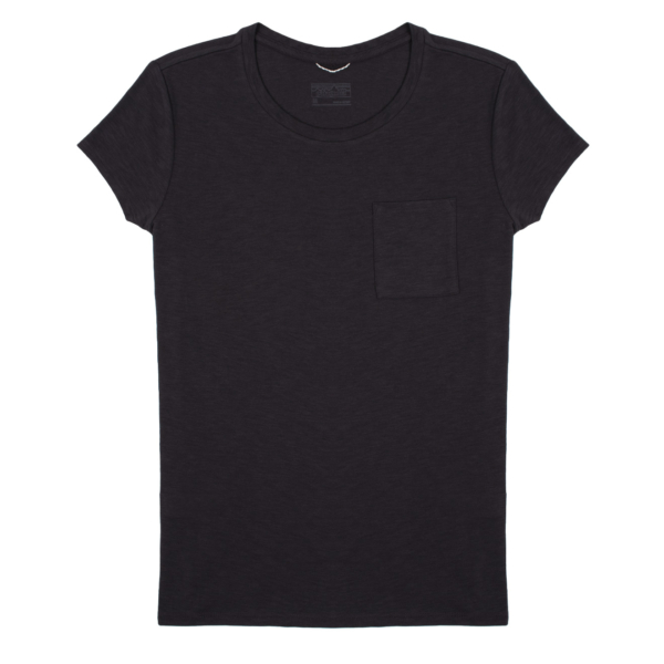 Patagonia Womens Mainstay T-Shirt Ink Black