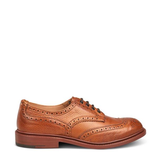 Trickers Bourton Country Shoe Marron