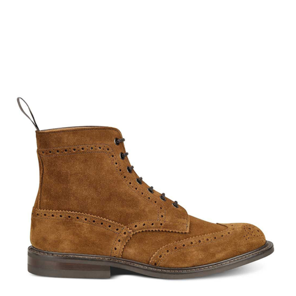 Trickers Stow Country Boot Lightweight Snuff