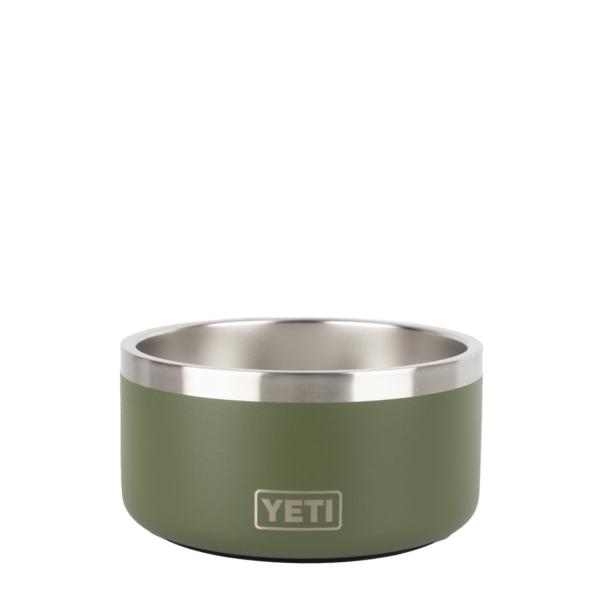 YETI Boomer 4 Dog Bowl Highlands Olive