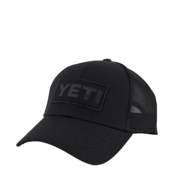 YETI Patch Trucker Cap Black