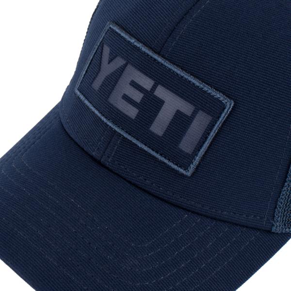 YETI Patch Trucker Cap Navy