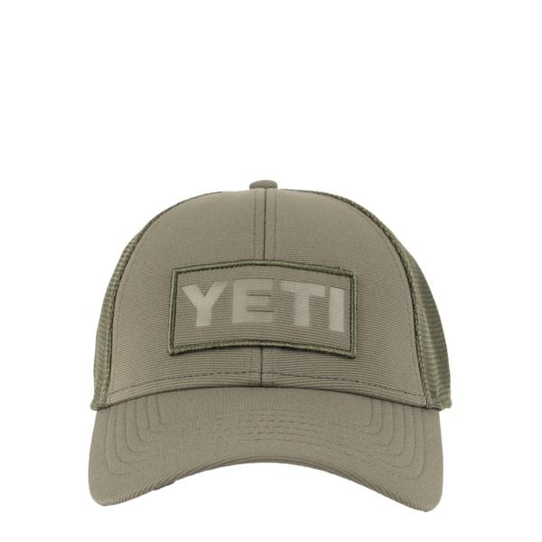 YETI Patch Trucker Cap Olive