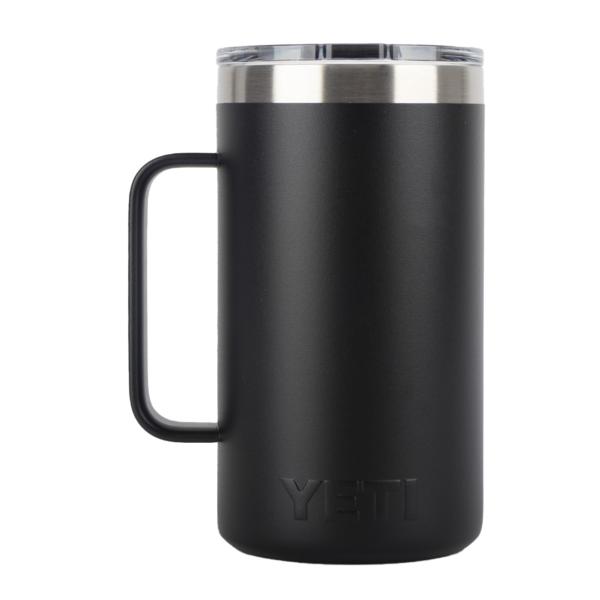 YETI Rambler 24oz Mug MS Black