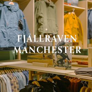 Fjallraven Store Manchester