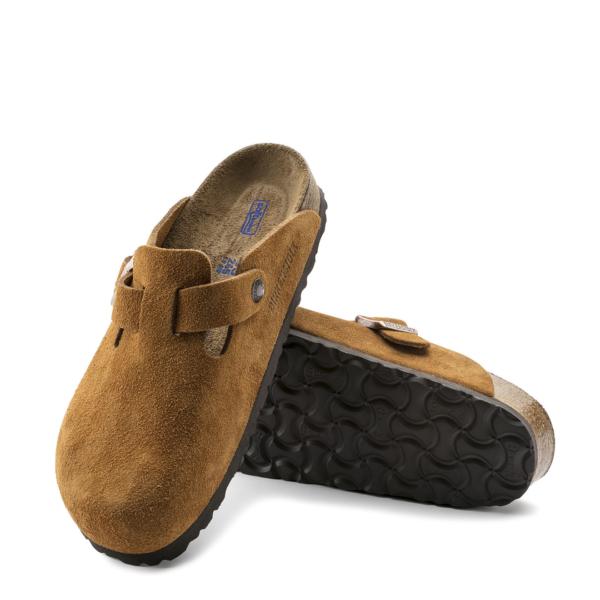 Birkenstock Boston SFB VL Regular Sandal Mink