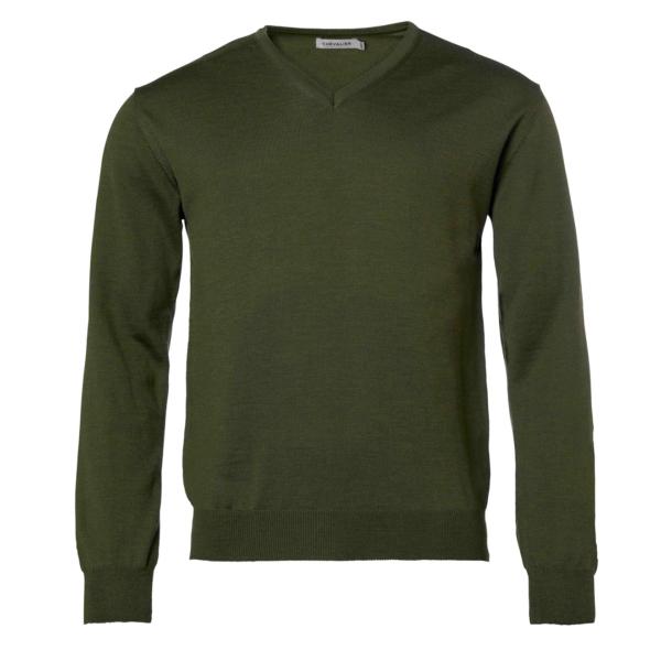 Chevalier Aston Pullover Knit Pine Green