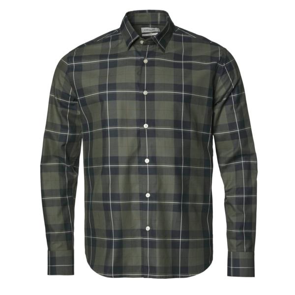 Chevalier Limefield Shirt Chevalier Check Dark