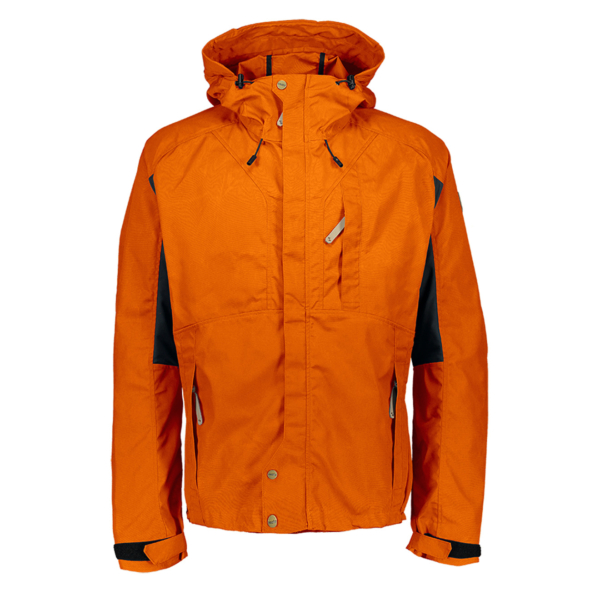 Sasta Naarva Jacket Burnt Orange