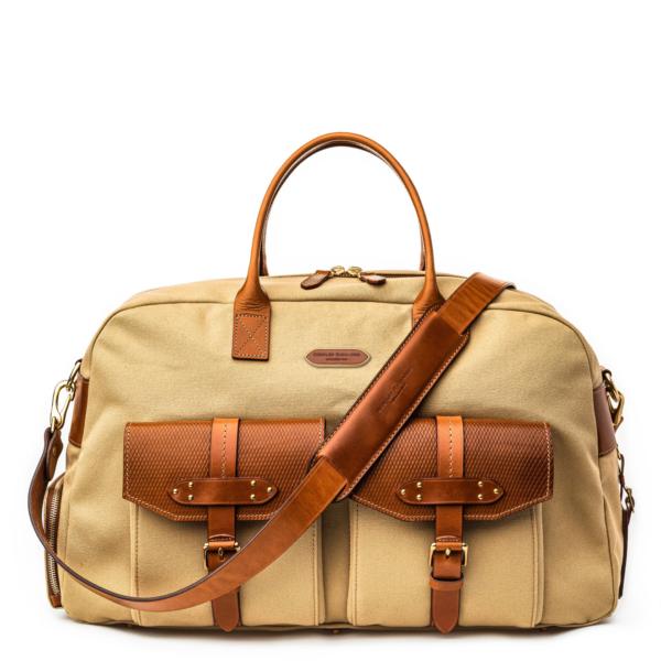 Westley Richards Bournbrook 48HR Bag Safari / Mid Tan
